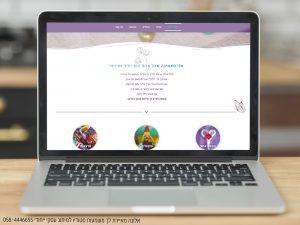 עיצוב אתר וורדפרס בהתאמה אישית
