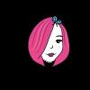 עיצוב לוגו מאוייר של אלונה לסטר